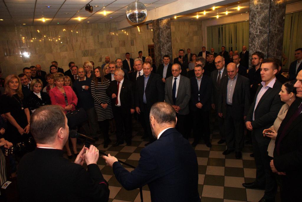 Spotkanie noworoczne Mazowieckiej Wspólnoty Samorządowej