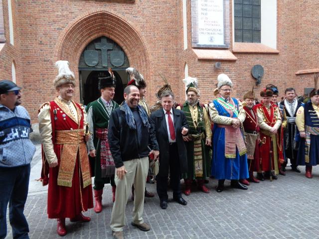 96. rocznica Odzyskania Niepodległości Polski w warszawskiej archikatedrze św. Jana Chrzciciela
