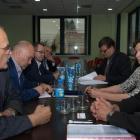 Spotkanie władz MWS w Karczewie